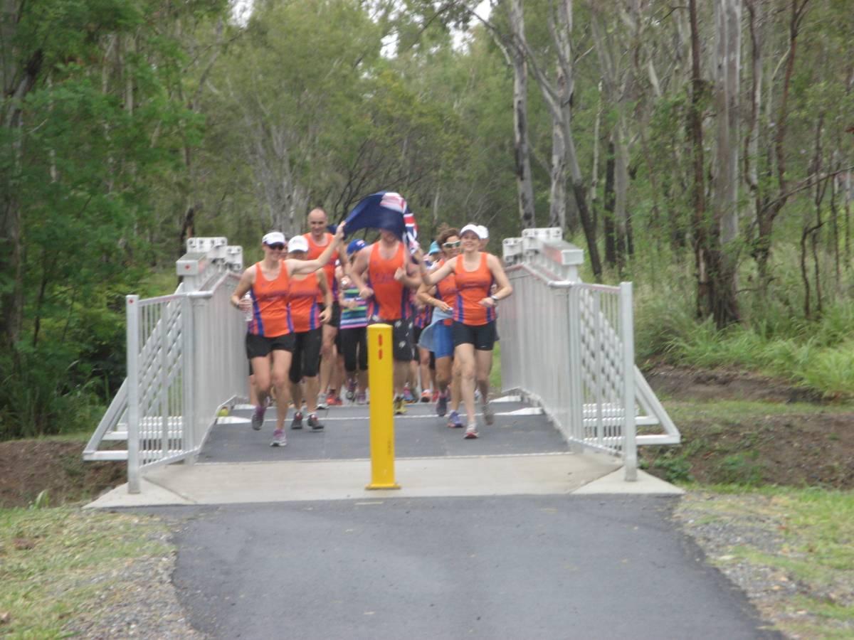 Cap Coast Runners  (Mark Linnett 2014)