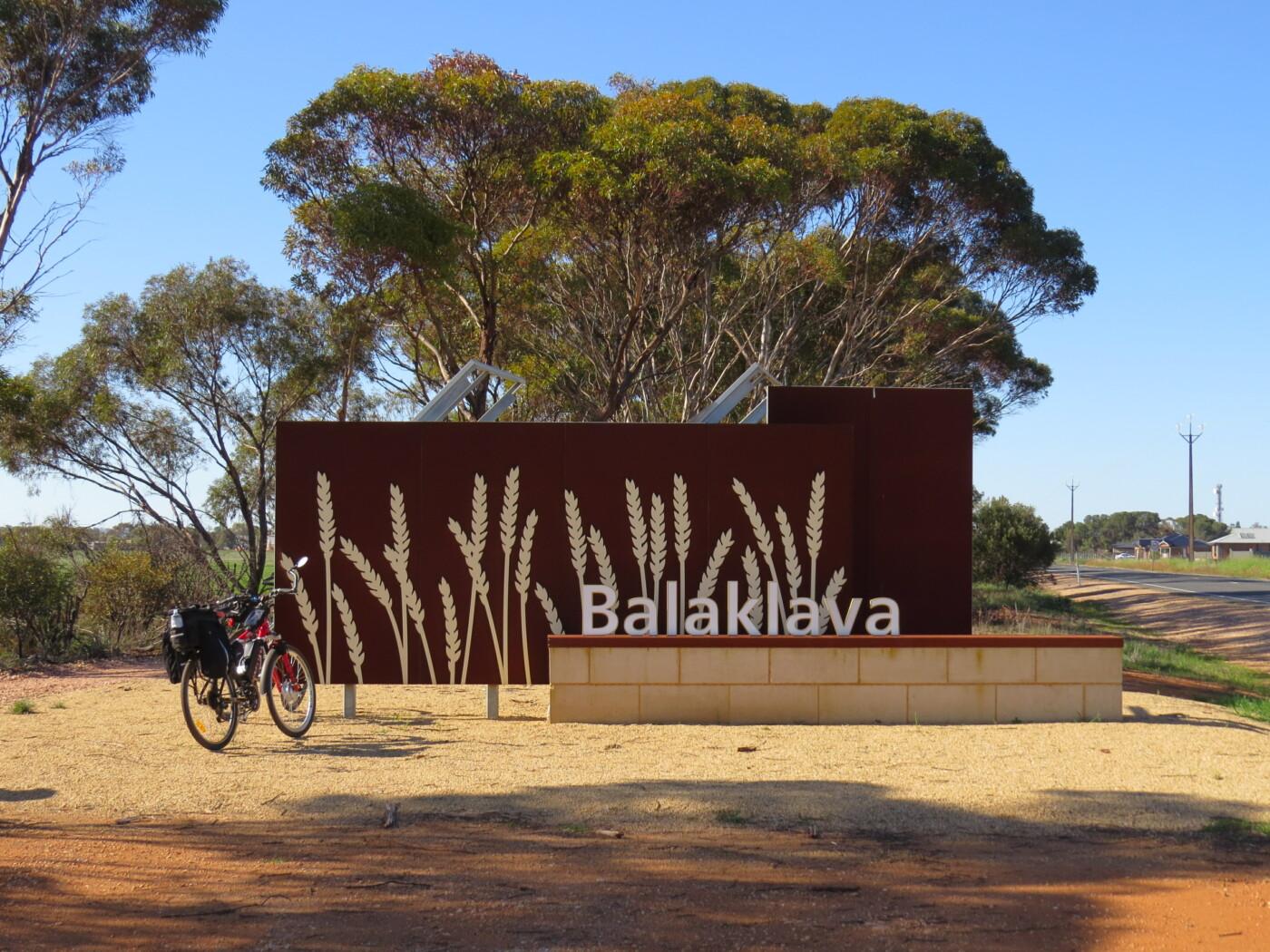 entrance to Balaklava