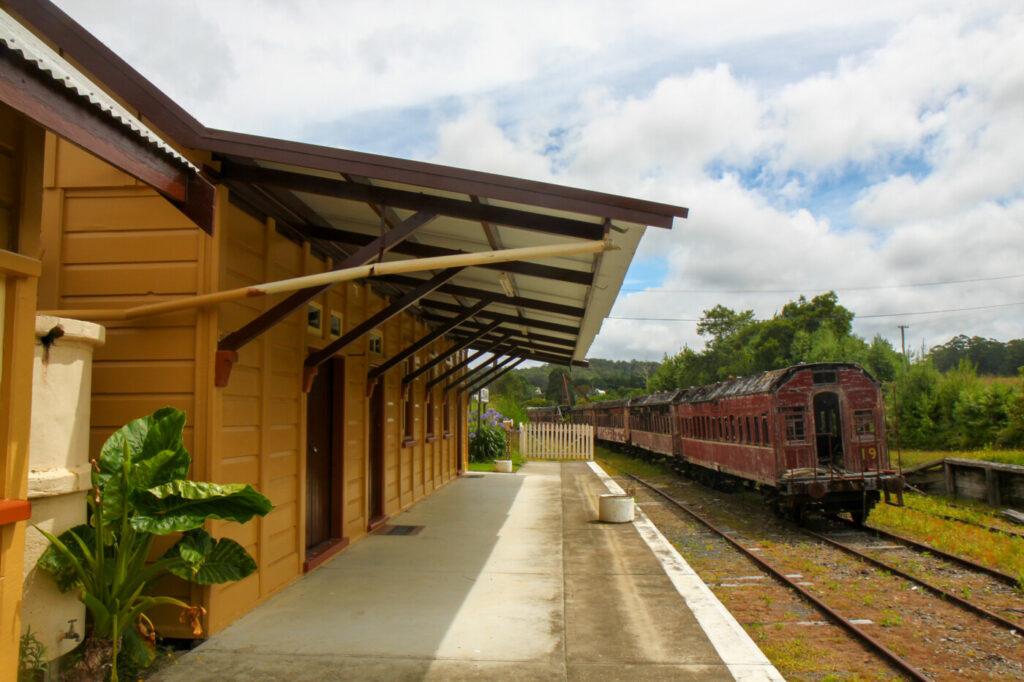 Glenreagh to Dorrigo Rail Trail