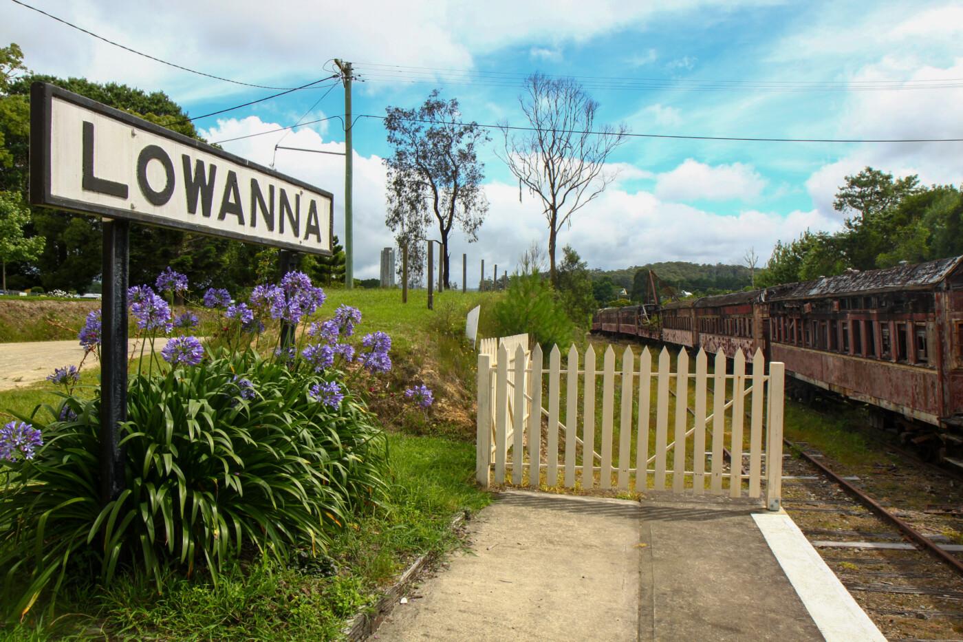 Lowanna Station