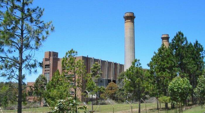 Wangi Power Station. (Nov-2003)