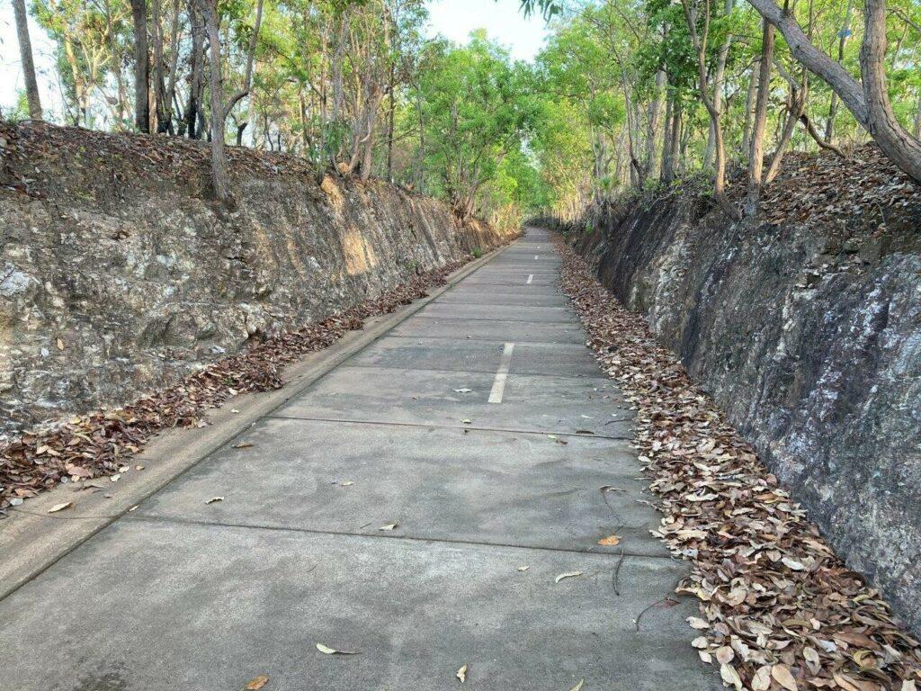 Darwin to Adelaide River Rail Trail