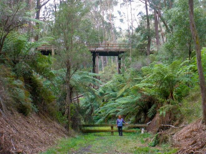 Rokeby to Crossover Rail Trail