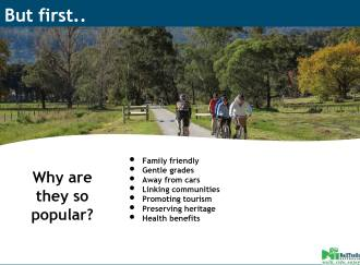 NSW Rail Trails Forum