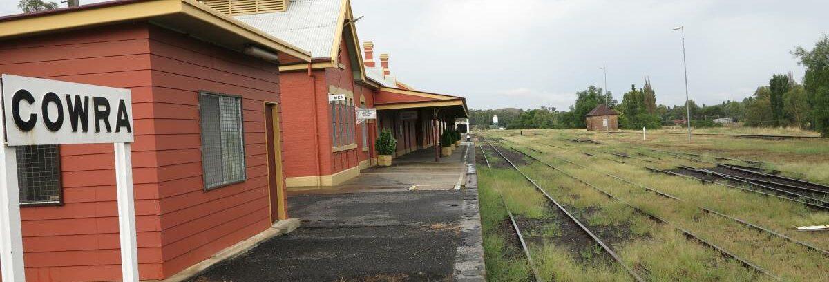 Cowra Station