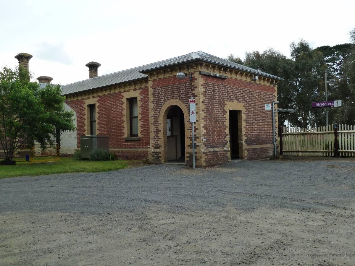 Birregurra Station (2011)