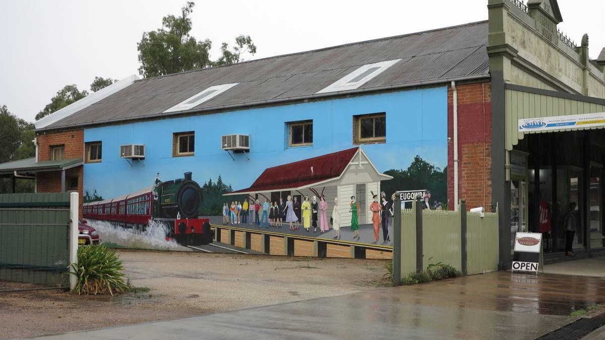 Eugowra Station Site