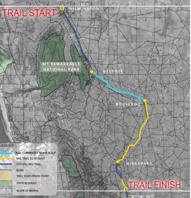 SFRT Map