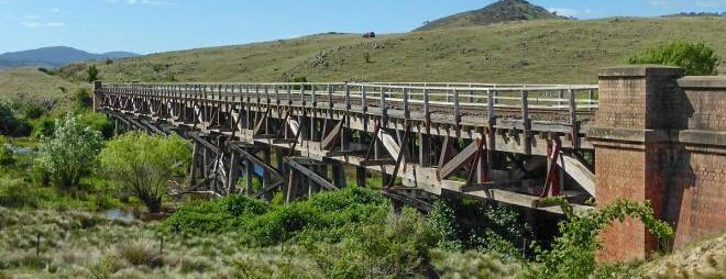Show your support for the Monaro Rail Trail