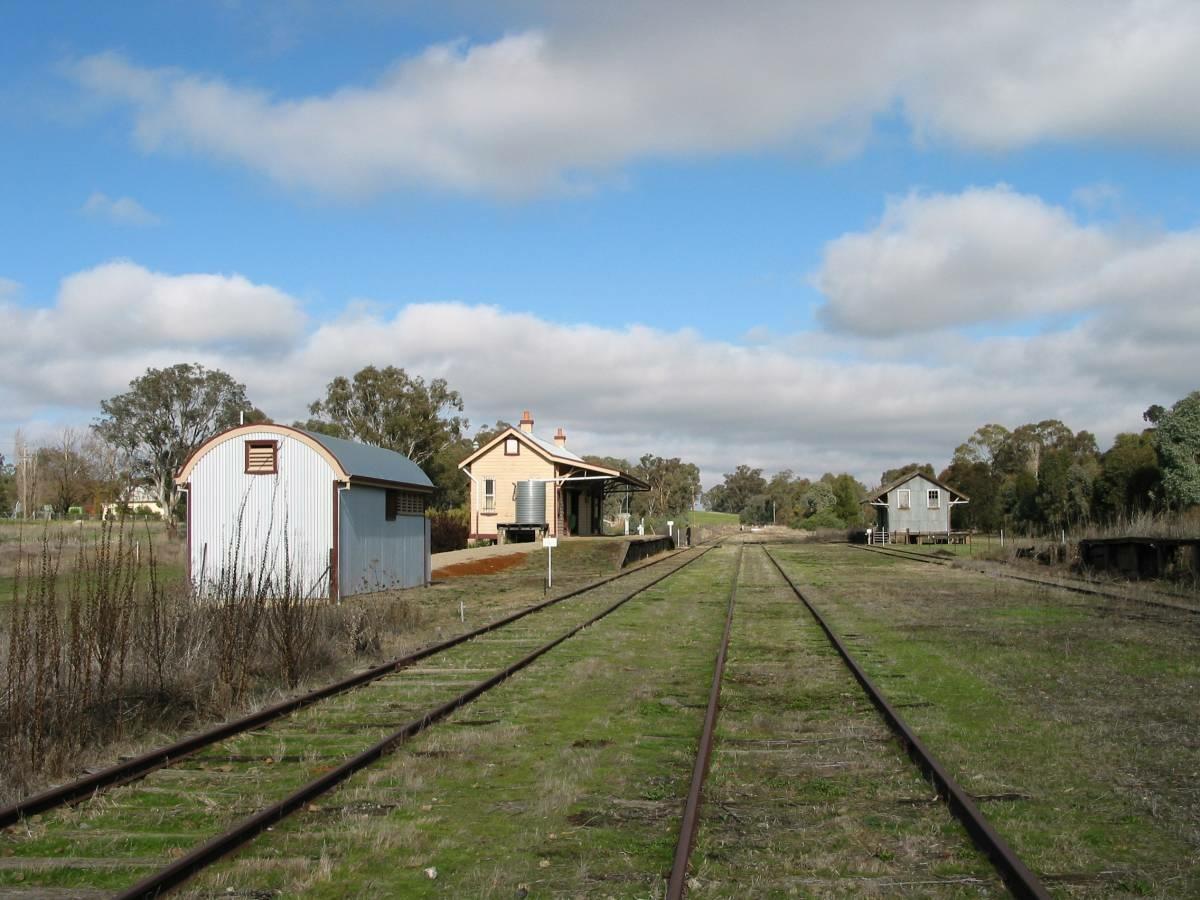 Ladysmith station