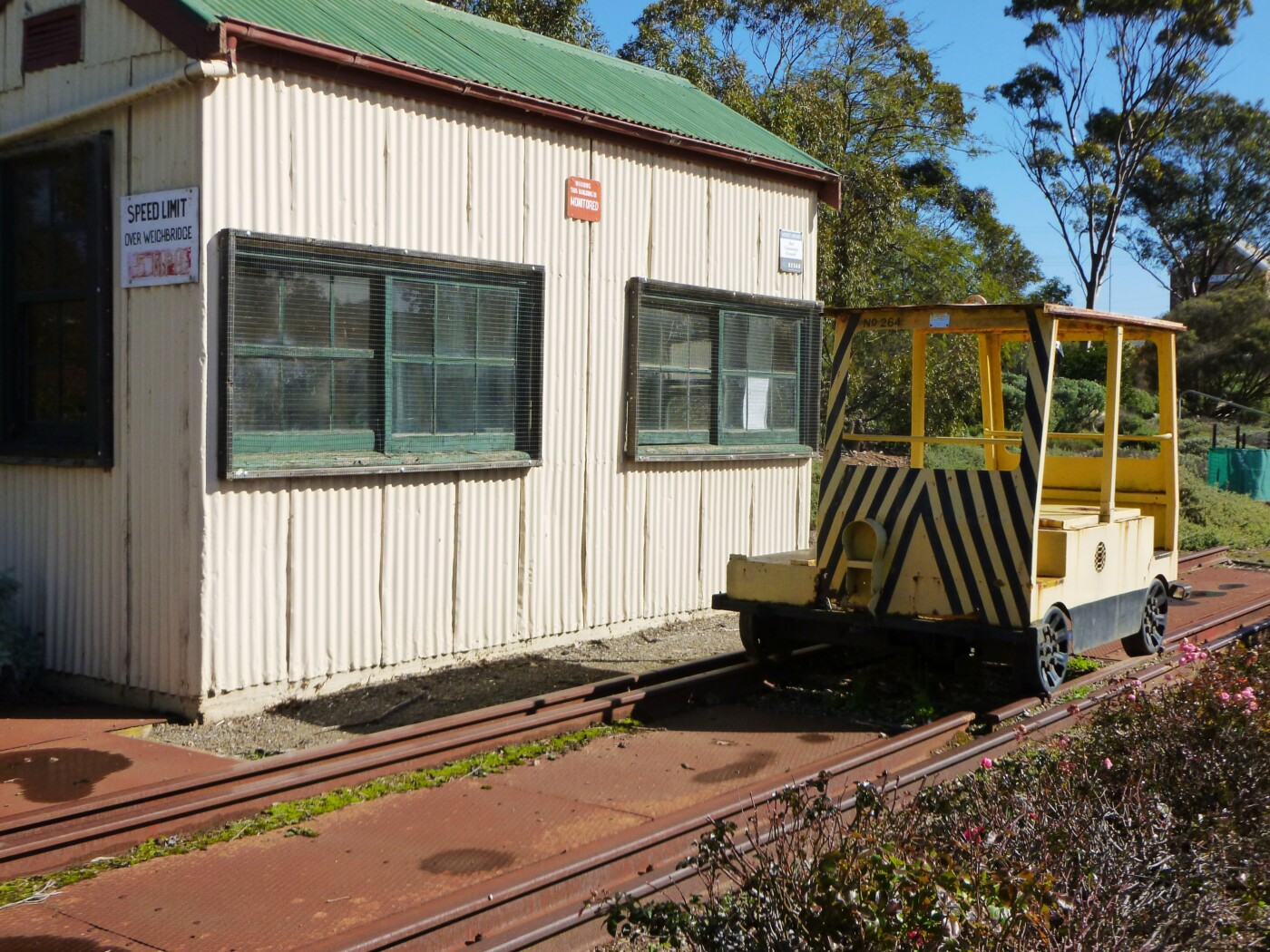 weighbridge and trolly 2021