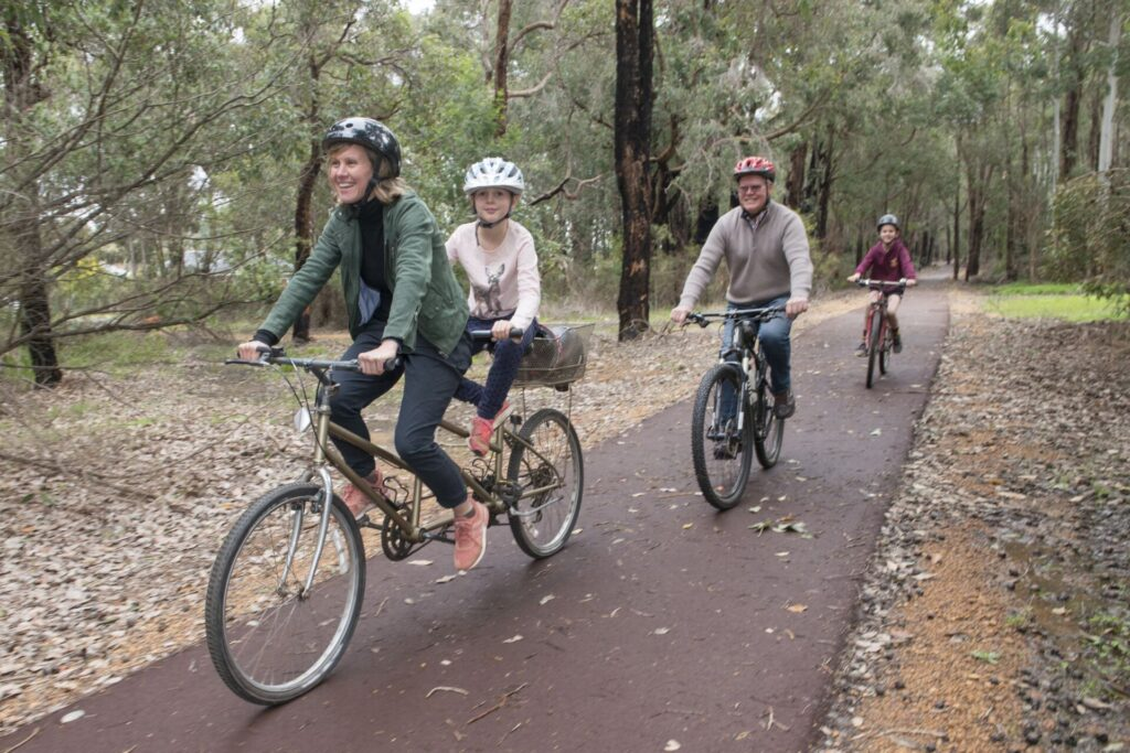 Manjimup to Deanmill Heritage Trail