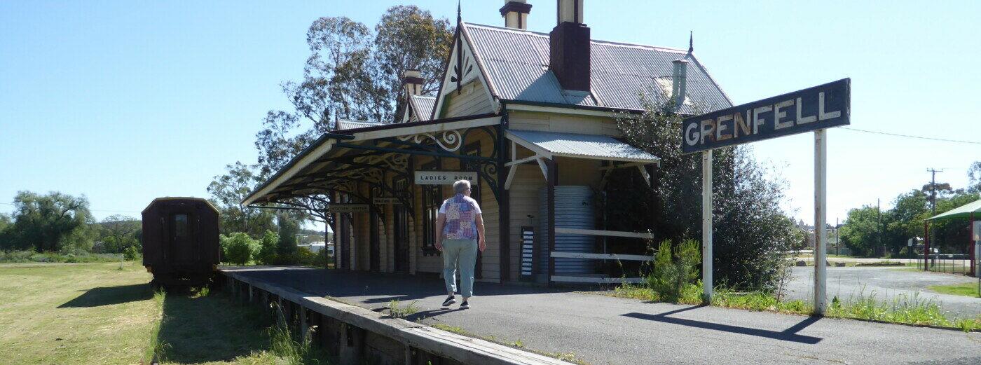 Grenfell Station