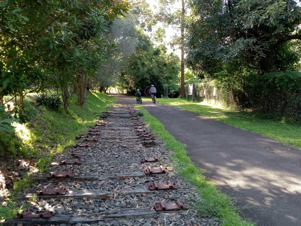 Mt Kembla Memorial Pathway