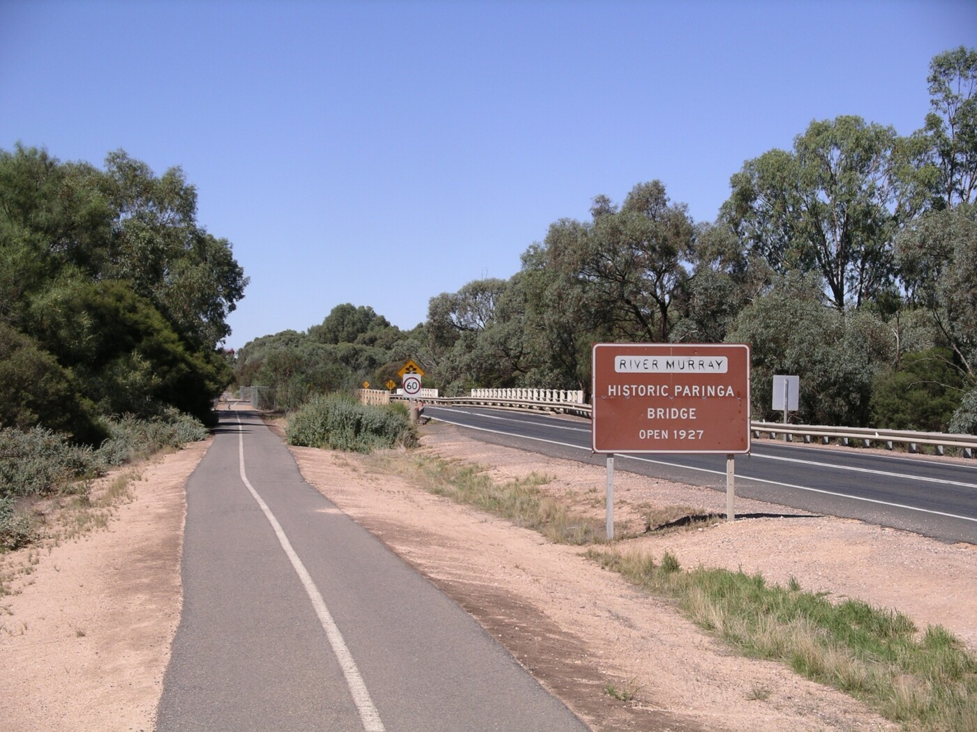 Visit to South Australia March 2010