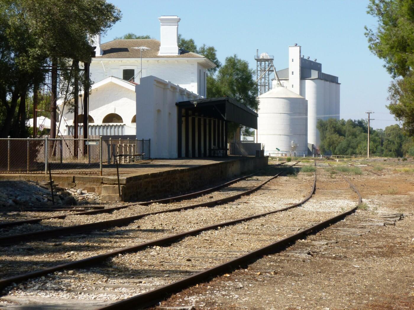 Kapunda Station 2020