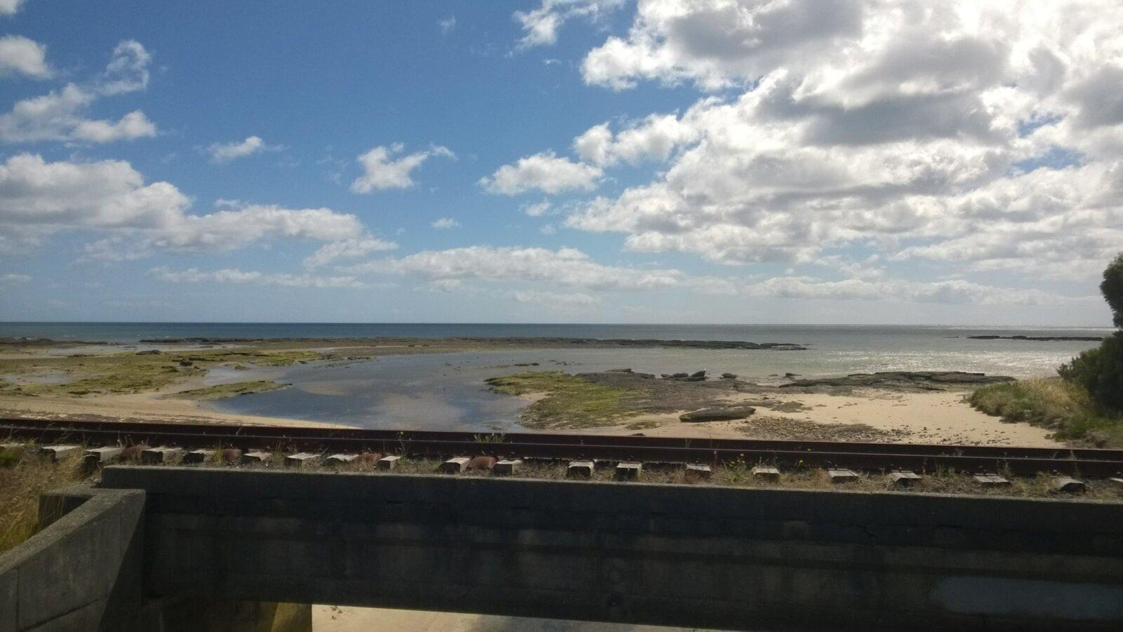 Bridge near Wynyard