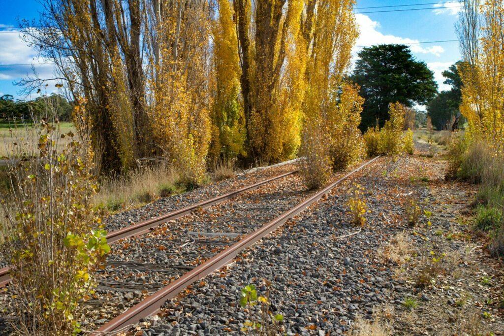 Castlemaine to Maryborough Rail Trail