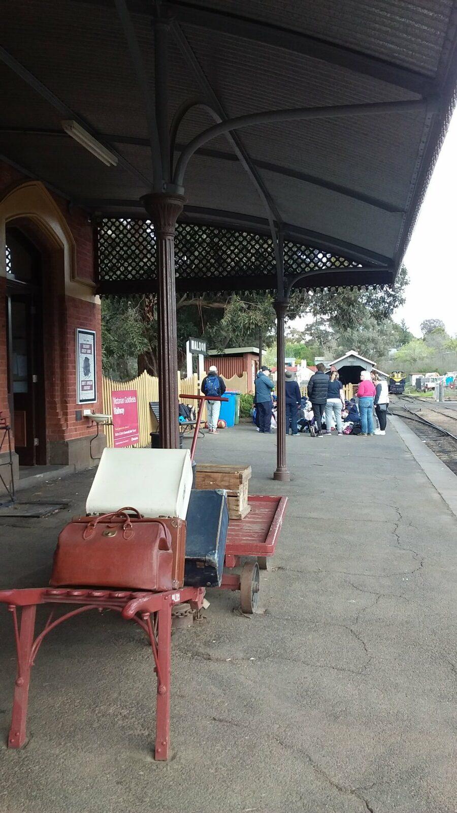 Maldon Station
