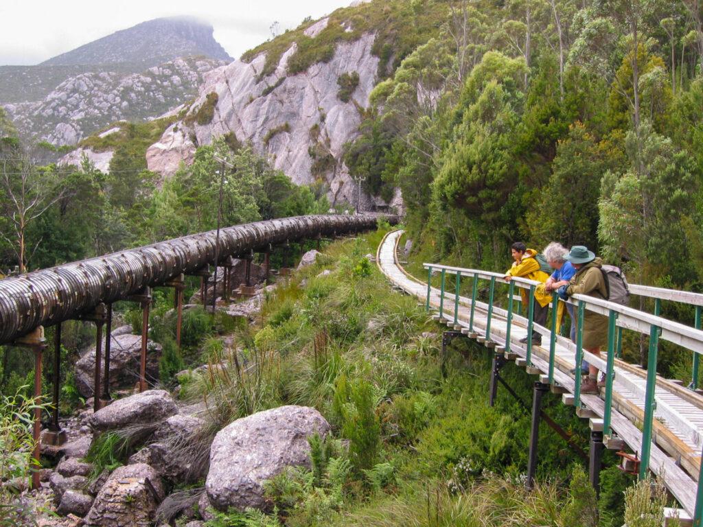 Lake Margaret Tramway Trail