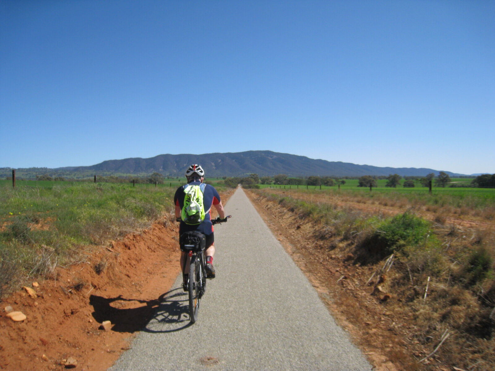 Southern Flinders Rail Trail extension to Booleroo Centre officially opened
