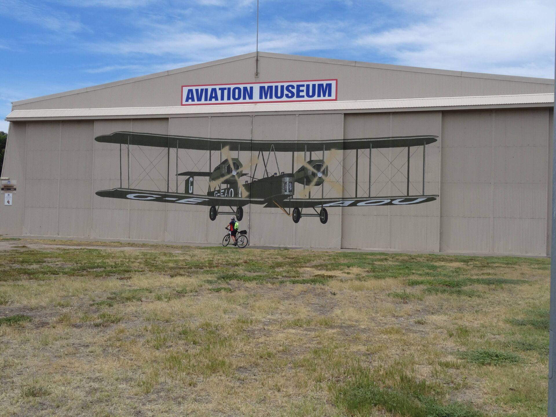 Aviation Museum, Lipson St Port Adelaide